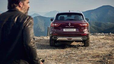 Renault KOLEOS exterior traseiro