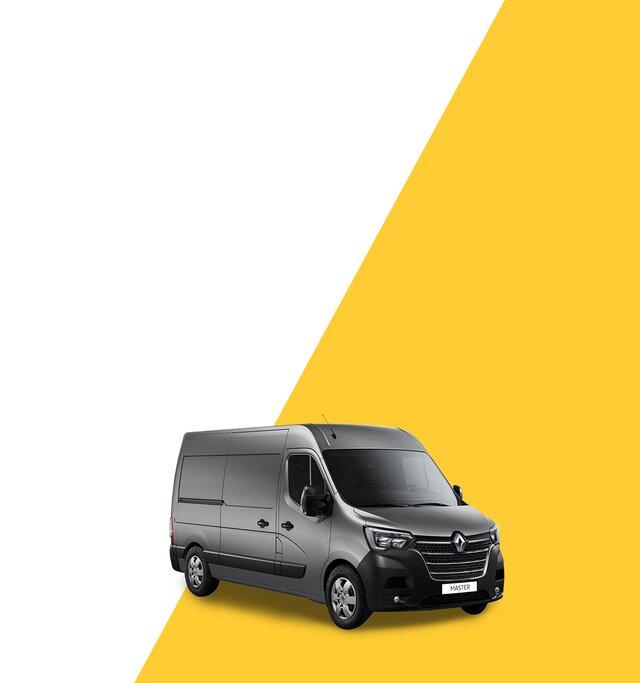 Renault MASTER furgão campanha VCL