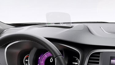 MEGANE HEAD UP DISPLAY