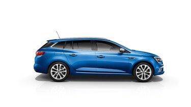 Renault MEGANE Sport Tourer azul