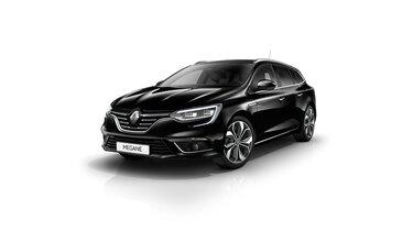 Renault MEGANE Sport Tourer cinzento 3D