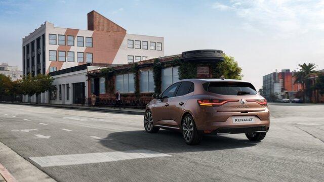 Novo Renault MEGANE - uma berlina compacta