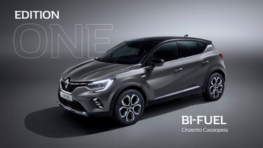CAPTUR Edition ONE cinzento cassiopeia
