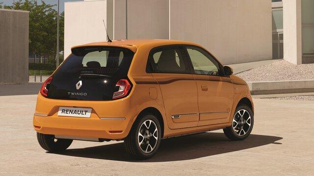Renault TWINGO exterior