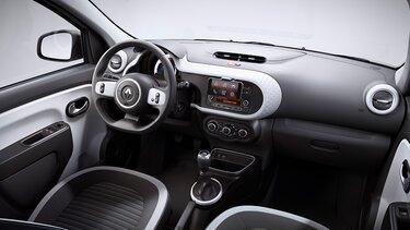 Renault TWINGO - Vista do interior