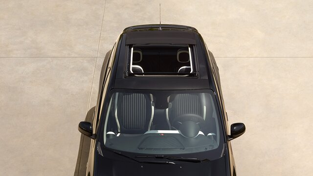 Renault TWINGO teto de abrir