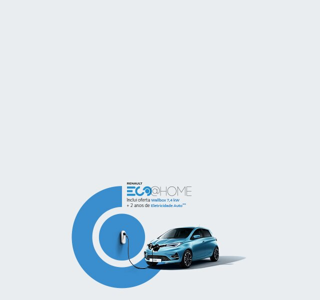 Renault ZOE Eco@home