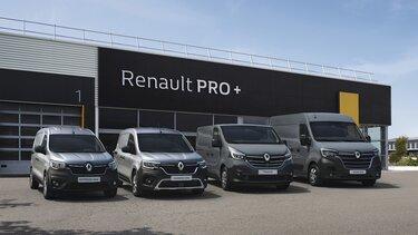 Renault Pro+: rede para profissionais