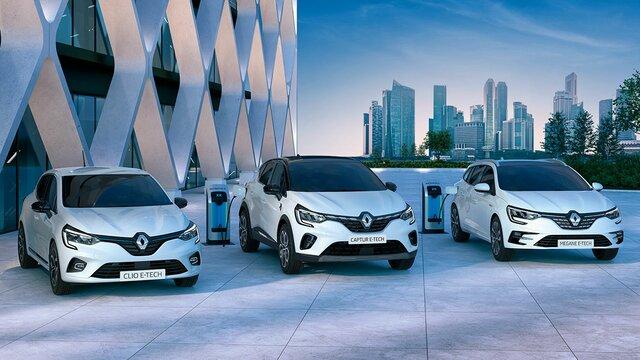 Renault CLIO E-TECH - citadino híbrido