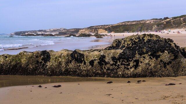 praia malhao