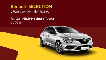 Renault Megane Sport Tourer - usados