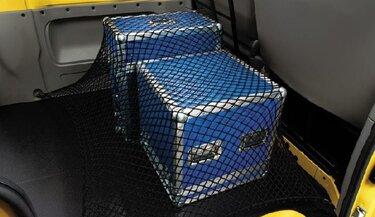 Plasă de siguranță pentru rafturi