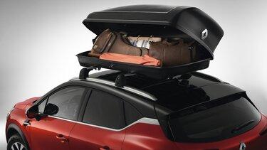 Renault CAPTUR - portbagaj plafon