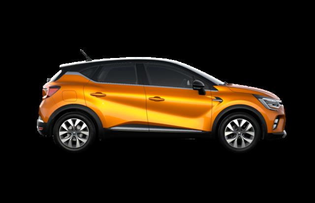 Renault Captur promotie Rabla