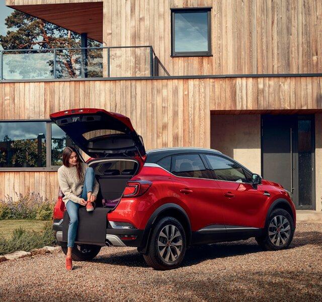 Ofertă accesorii Renault Service