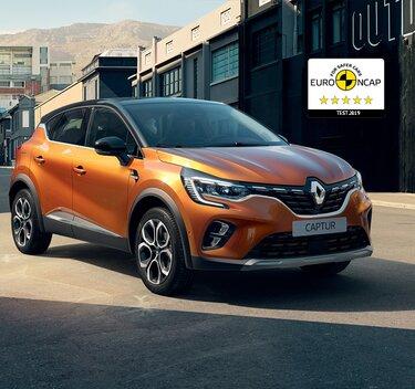 Noul Renault Captur GPL rabla