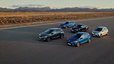 Autoturisme personale Renault