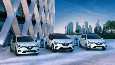 Modele Renault E-Tech