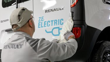 renault groupe Renault ElectriCity