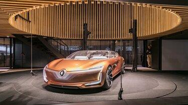 Renault SYMBIOZ exterior frontal