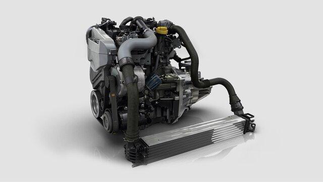motor dci 110