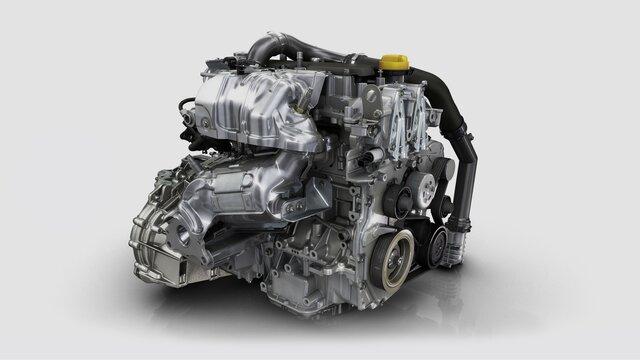 motor tce 115
