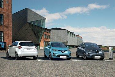 Noul ZOE - o nouă dimensiune a mobilității 100% electrice