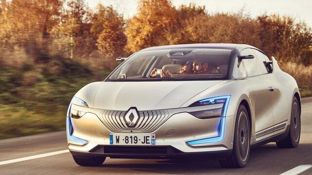 Renault SYMBIOZ - Demo Car