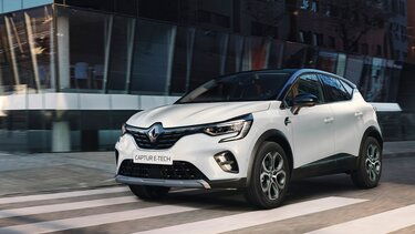 Noul Renault CAPTUR  E-TECH Plug-in Hybrid