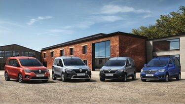 Noile Renault Kangoo si Express