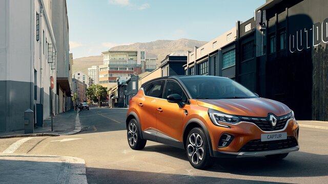 Comenzile deschise pentru Noul Renault CAPTUR