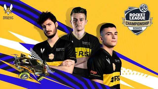 Renault Vitality Campionat European Rocket League