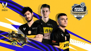 Renault Vitality Campionat European Rocket League