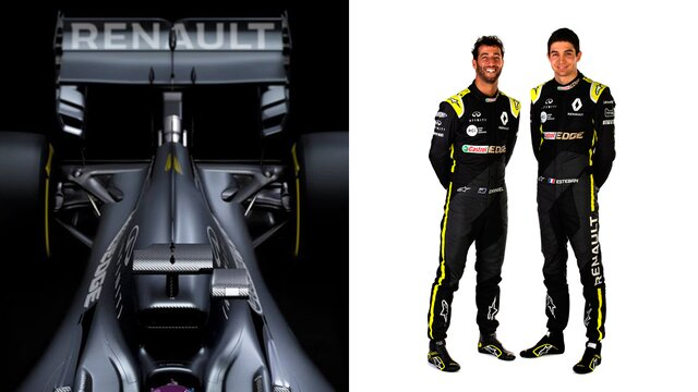 Noul Sezon pentru Renault F1 Team