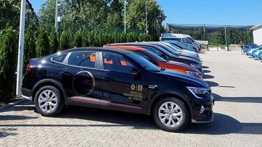 Renault partener oficial de mobilitate la Untold