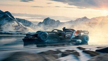 Alpine Groupe Renault