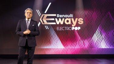 Renault eWays - Luca de Meo