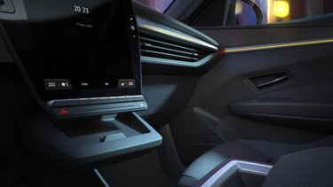 Megane E-Tech 100 electric interior