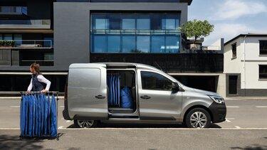 Noul Renault Express Van exterior lateral