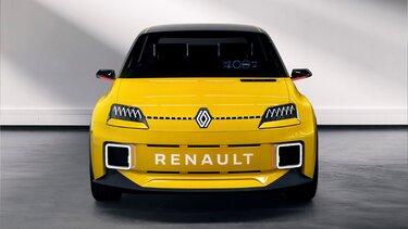 Renault 5 Prototype fata