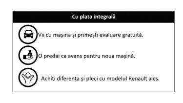 Plata integrala Trade-in