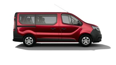 Renault Trafic Combi promotie
