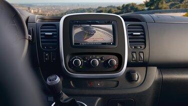 Renault TRAFIC Combi - Dotări