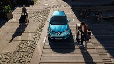 Încărcare Renault ZOE