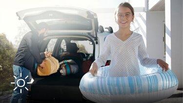 Campanie Accesorii de Vara Renault