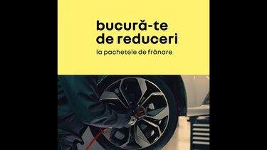 campanie franare Renault