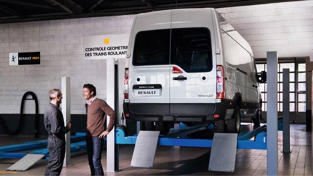 ITP - Renault Romania