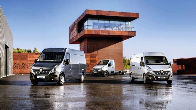 Curele de distribuție - Renault