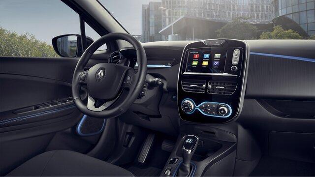 Vizibilitate Renault Ștergătoare
