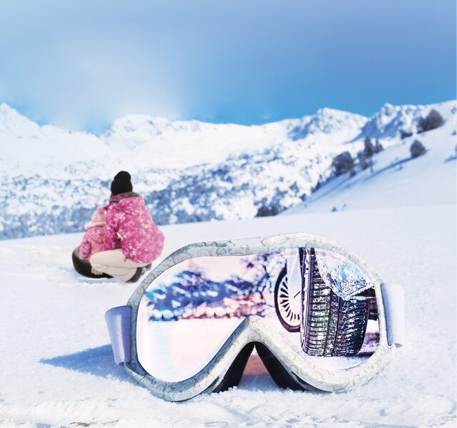 campanie de trafic pneuri de iarna